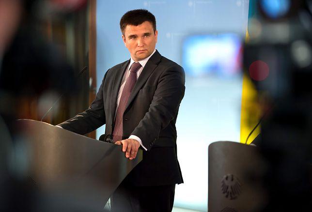 """Klimkin uważa, że imigrańci z Ukrainy """"ratują polską gospodarkę""""."""