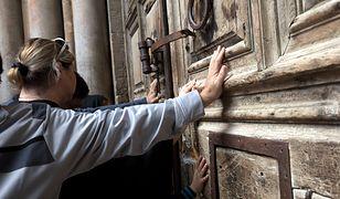 Świątynia w Jerozolimie znów otwarta