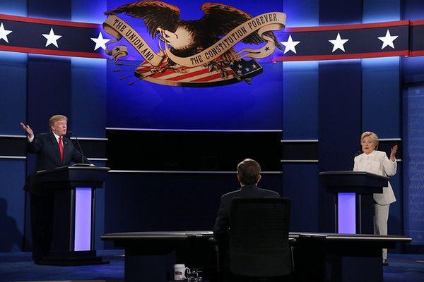 Republikanie zaakceptują Clinton?