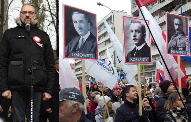 Mateusz Kijowski dla WP: warto się jednoczyć wokół Polski i naszej historii