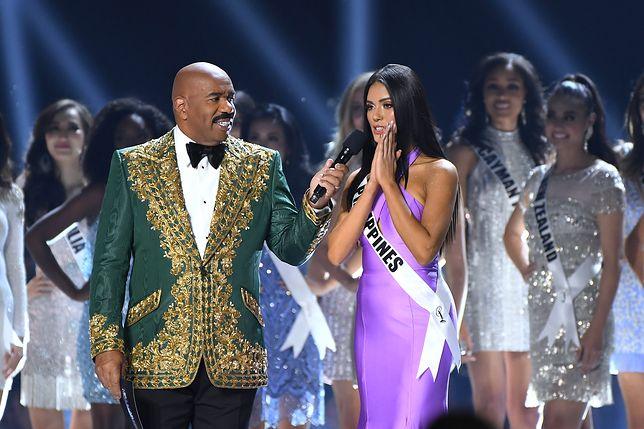 Miss Universe 2019: znów nie obyło się bez wpadki