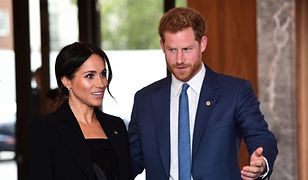 Meghan Markle i książę Harry spędzili rocznicę skromnie