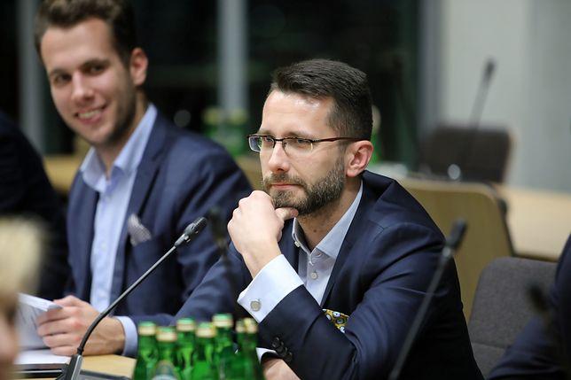 Radosław Fogiel uznał, że Donald Tusk potraktował śmierć Pawła Adamowicza instrumentalnie