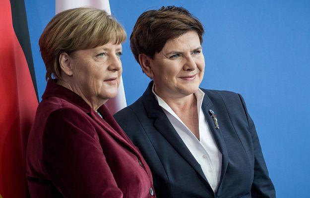 Angela Merkel, Beata Szydło