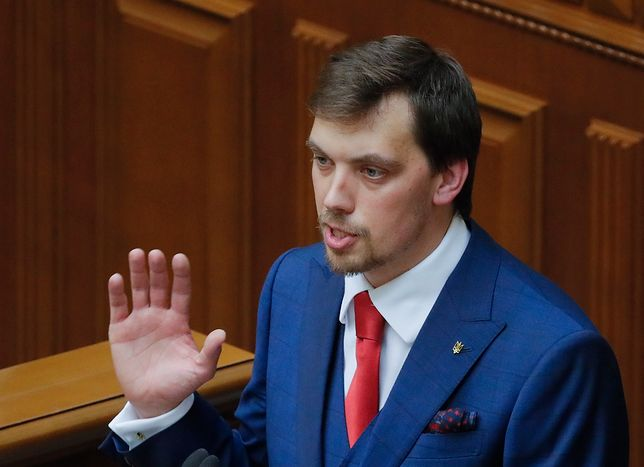 Ukraina. Ołeksij Honczaruk (nowy premier)