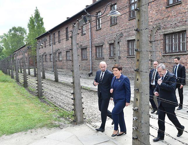 Sławomir Sierakowski: Podwójne kłamstwo Szydło o Holokauście