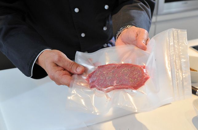 W worki próżniowe można pakować nie tylko żywność, ale także ubrania i pościel