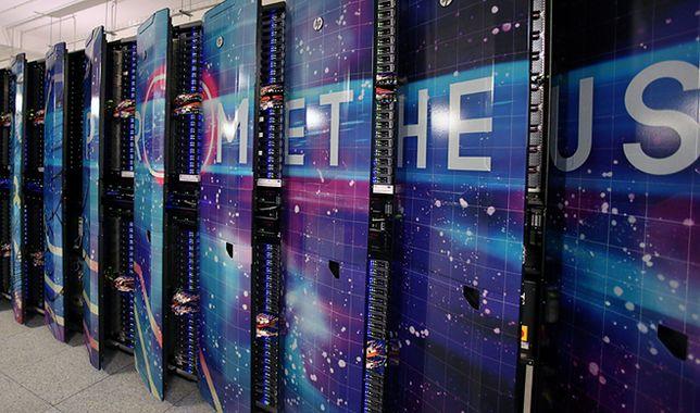 Najszybszy w kraju superkomputer Prometheus zaczyna pracę