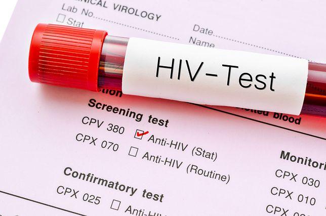 Przełom w leczeniu wirusa HIV.