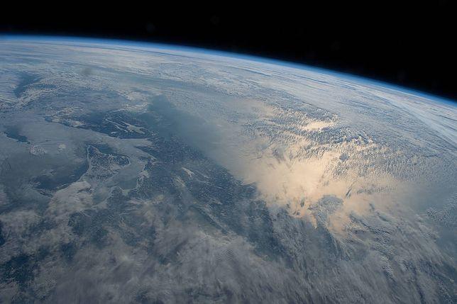 Ziemia widziana z ISS