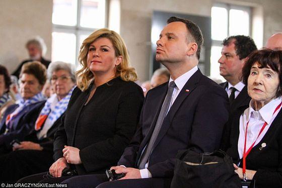 Kolinda Grabar-Kitarovic z wizytą w Polsce