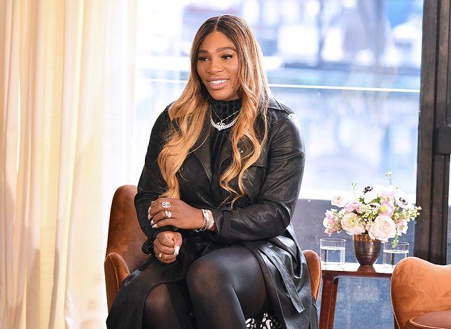 Serena Williams po urodzeniu córki nadal gra w tenisa i projektuje ubrania