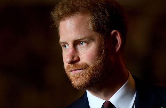 Książę Harry stracił mamę, gdy miał 12 lat