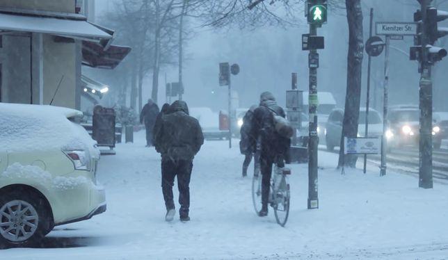 W okresie zimowym temperatury w Berlinie często spadają poniżej zera
