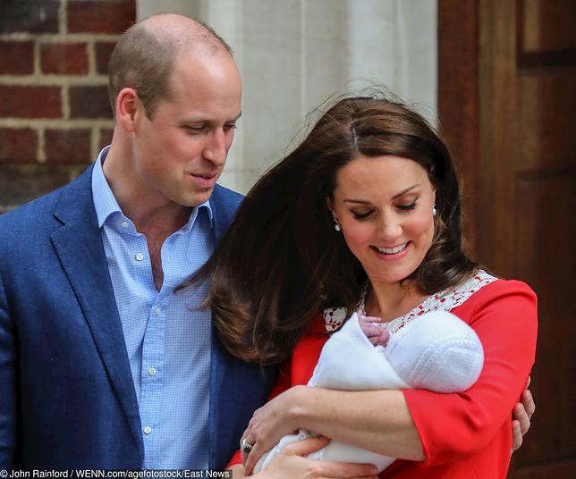 Kate Middleton zdradziła, co robi teraz książę Louis
