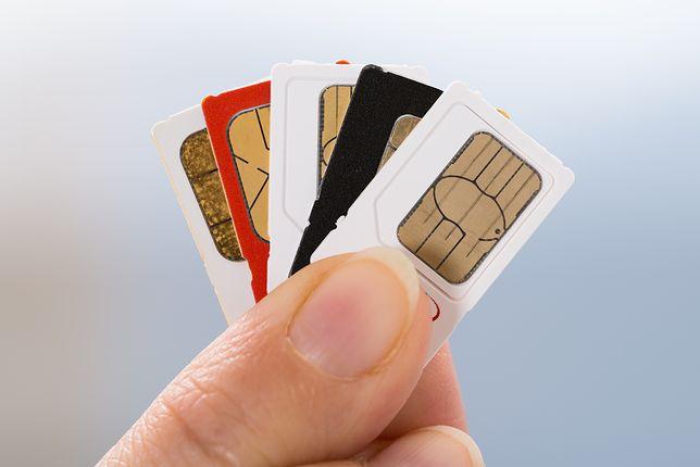 Nie pożyczaj swoich kart SIM