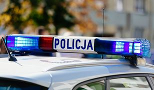 Policjanci złapali uciekającego złodzieja