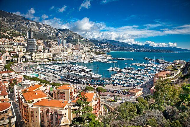 Wczasy nad morzem - Monako