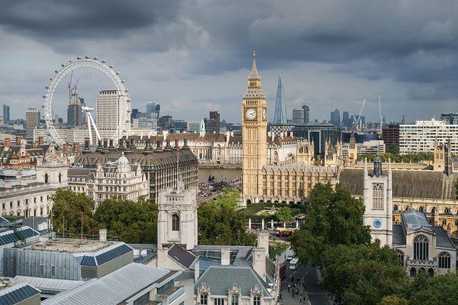 Londyn należy do najatrakcyjniejszych turystycznie miast w Europie