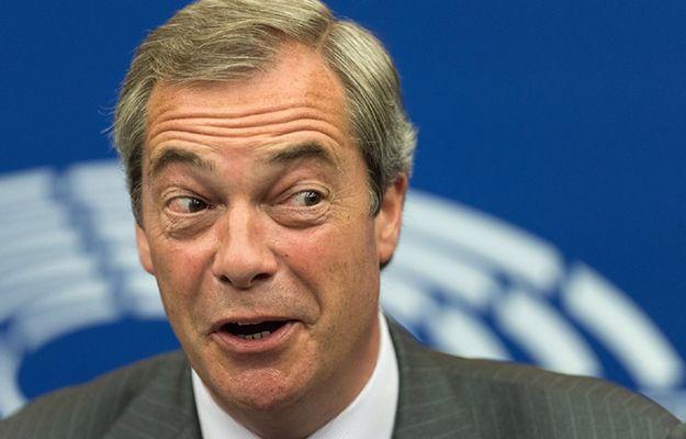 Nigel Farage zostaje w PE, by przyglądać się negocjacjom ws. Brexitu
