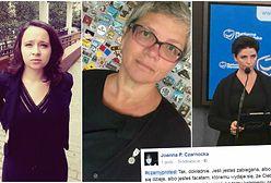 Dorota Zawadzka, Joanna Mucha, Eliza Michalik ubrały się dziś na czarno. Czym jest #CzarnyProtest?