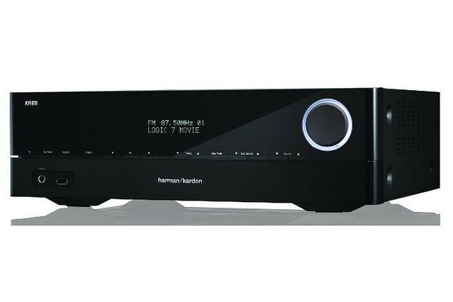 Harman Kardon AVR 151 - przystępny cenowo amplituner kina domowego
