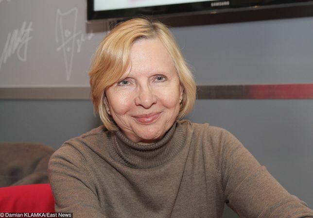 Wybory parlamentarne 2019. Maria Nurowska nie wystartuje do Senatu