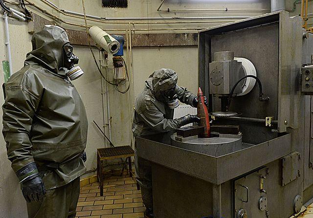 Amerykanie schwytali specjalistę IS od broni chemicznej