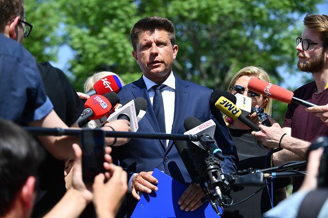 Ryszard Petru przyznał, że obecnie nie rozumie wielu decyzji zapadających w partii