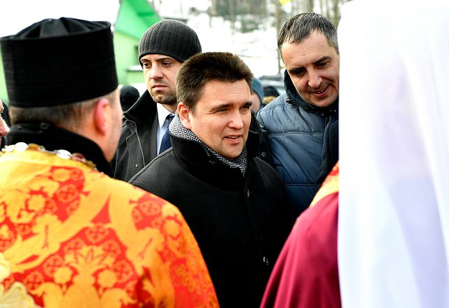 """Paweł Klimkin jest gotów na szczery dialog z """"polskimi kolegami"""""""