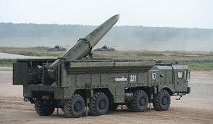 Mimo podpisania zobowiązań o ograniczeniu arsenału rakiet krótkiego i średniego zasięgu, Rosja nie rezygnuje z rozmieszczania Iskanderów