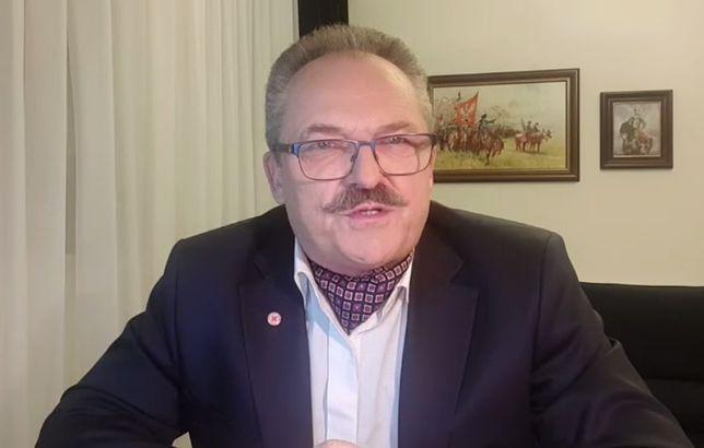 Marek Jakubiak o Stanisławie Tyszce: jest pan źródłem całego zła w Kukiz'15