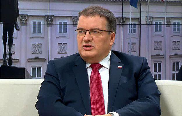 Andrzej Dera w #dzieńdobryPolsko: prezydent jest zwolennikiem nieograniczania prawa do zgromadzeń