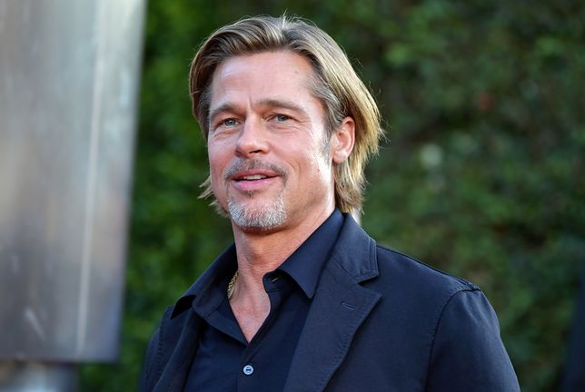 """Brad Pitt dementuje plotki o romansach: """"Żadne z nich nie są prawdziwe"""""""