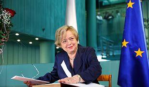 Nowelizacja ustawy o IPN sprawi, że Małgorzata Gersdorf ponownie zostanie I Prezes Sądu Najwyższego