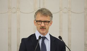 Szef KRS Leszek Mazur