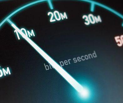 Szybki internet w Polsce to już standard