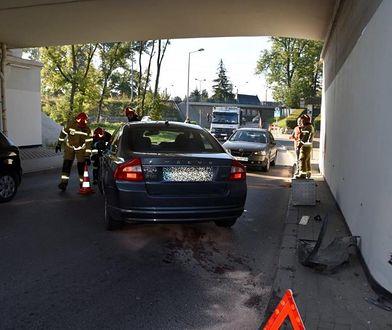 Tarnów. Kolizja z udziałem 31-letniego kierowcy. Alkomat wskazał 6 promili