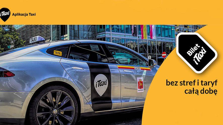 iTaxi dostało ważną aktualizację. Poznamy od razu cenę - jak w Uberze (fot. iTaxi)