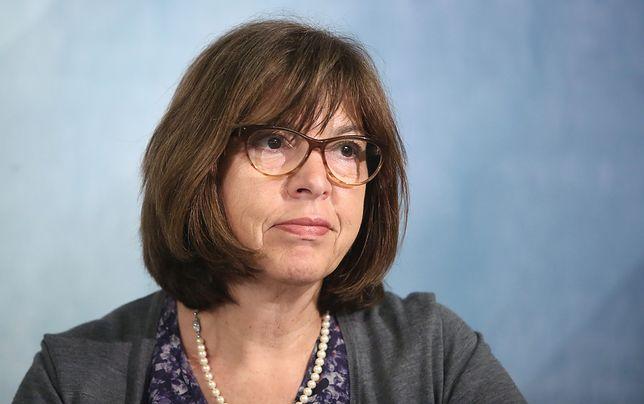Rebecca Harms: Rząd PiS niewiele gorszy od tego we Włoszech