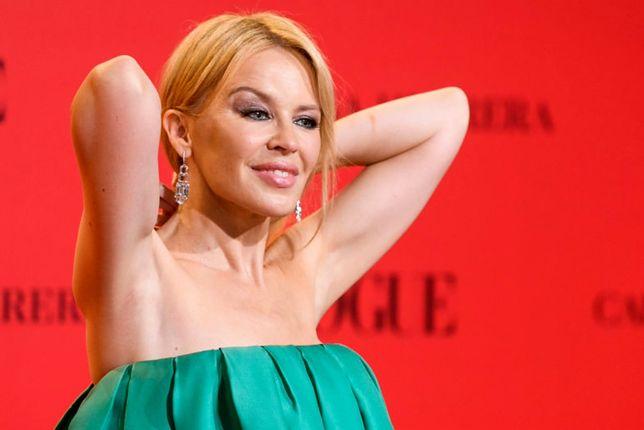 Gwiazda pojawiła się na imprezie Vogue