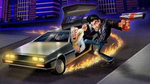 Retro City Rampage - gdyby GTA powstało w czasach Contry, a autorem był Mel Brooks... [RECENZJA]