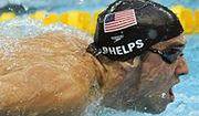 Michael Phelps napisze książkę