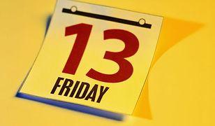 Dziś piątek trzynastego!