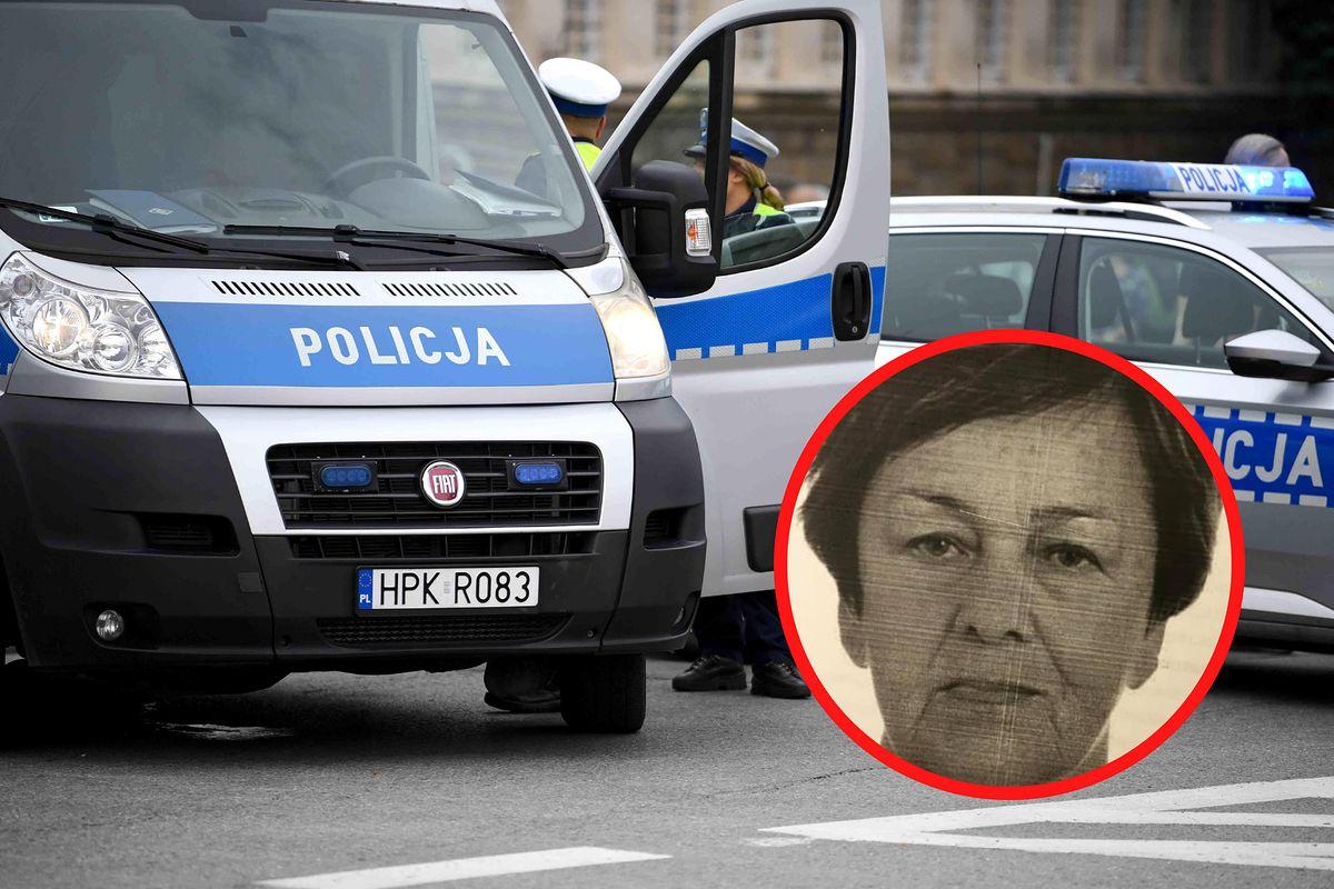 Trwają poszukiwania Barbara Czarnkowskiej