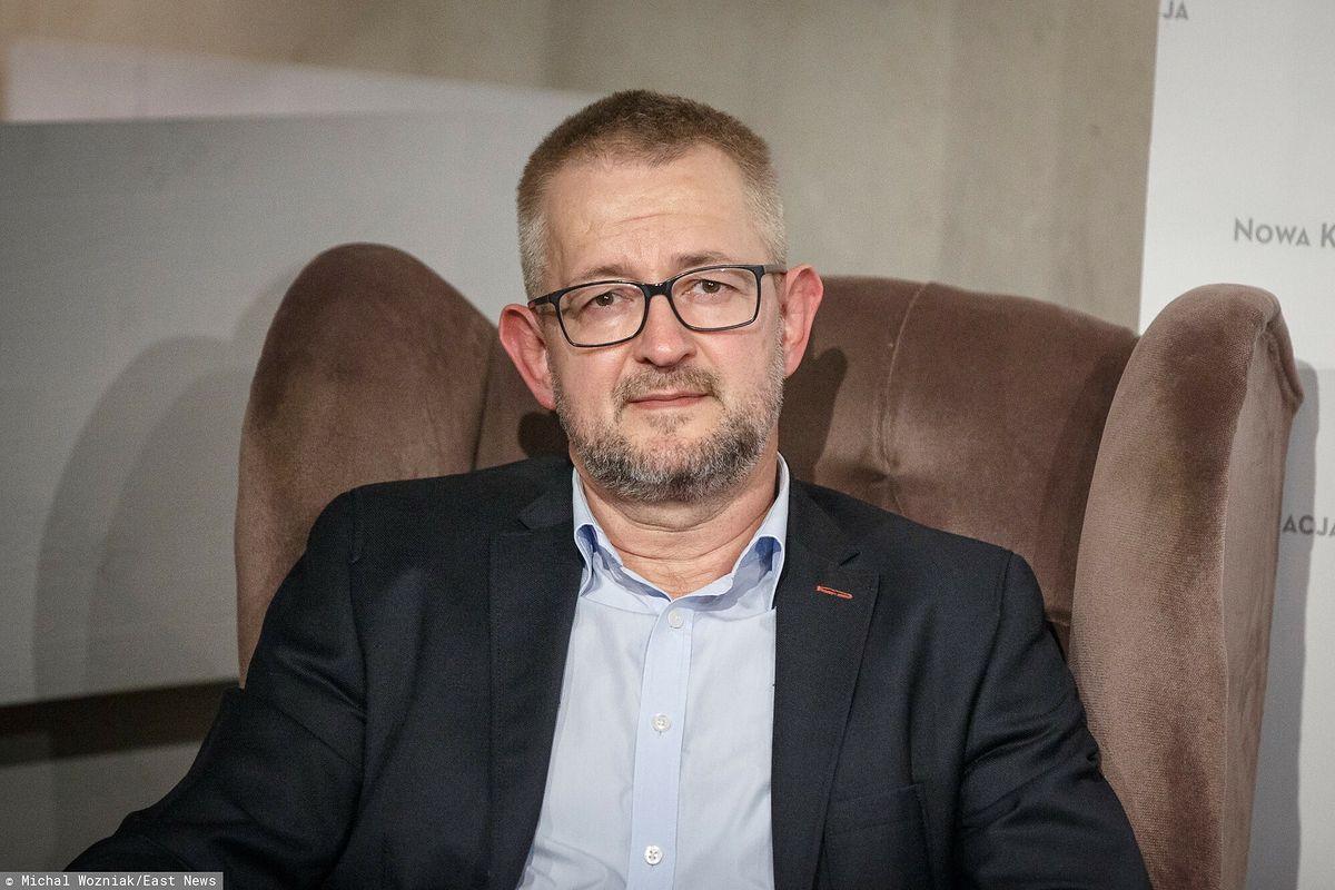 Sprawa Rafała Ziemkiewicza. Wiceszef MSZ o spotkaniu z ambasador Wielkiej Brytanii