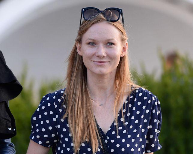 """Katarzyna Dąbrowska to jedna z gwiazd """"Na dobre i na złe"""""""