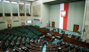 Sejm. Nadzwyczajne posiedzenie