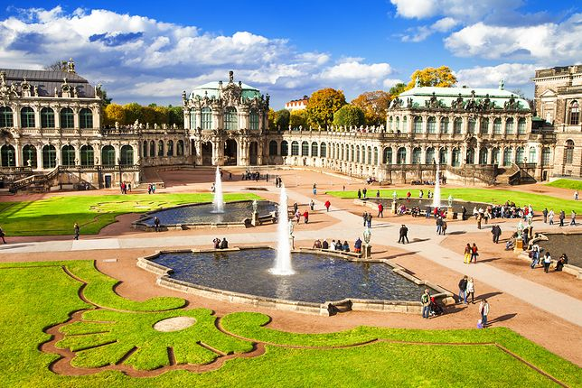 Atrakcje Niemiec - Drezno - co warto zobaczyć