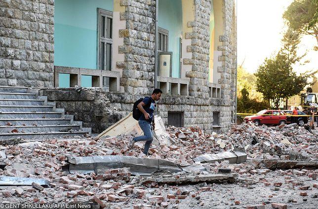 Albania. Trwa liczenie strat.